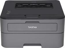 Brother - HL-L2320D Black-and-White Printer - Gray