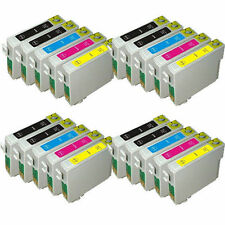 20 Printer Ink Cartridges Replace For Epson DX7400 DX7450 DX8400 DX8450