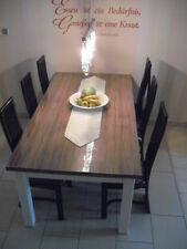 Tischschutzfolie   PVC    Breite   90 cm  x 1,60  m               2 mm
