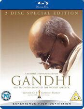 GANDHI - BLU-RAY - REGION B UK