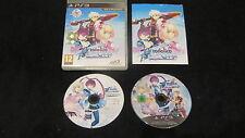 PS3 : AR TONELICO : QOGA KNELL OF AR CIEL - Completo ! Con soundtrack !