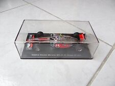 Mclaren Mercedes MP4-26 Jenson Button n°4 Chinese GP 2011 Spark 1/43 F1