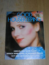 July Good Housekeeping Magazines for Women