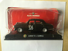 """DIE CAST """" 1900 T.I. (1951) """" ALFA COLLECTION  SCALA 1/43"""