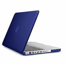 "Genuine Speck SPK-A2476 SeeThru Satin Case for 13"" Apple MacBook Pro - Blue"