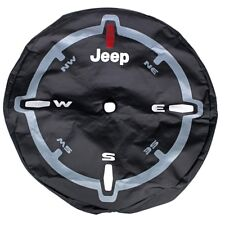 2018 Jeep Wrangler JL Mopar Spare Tire Cover 82215446