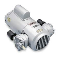 GAST 4HCC-40-M450X Piston Air Compressor,1/2HP,115/230V,1Ph