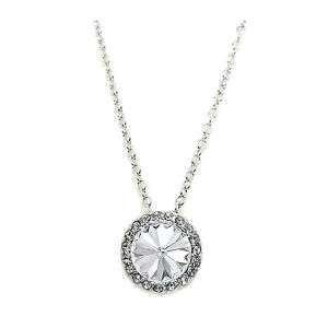 Crystal Pendant Necklace Made with SWAROVSKI® Crystals
