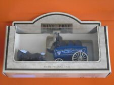 Lledo No 31006 - Diecast Model Of A Blue Brewers Dray - WORTHINGTON & CO LIMITED