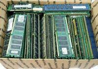 Lot of 15 lbs Gold Silver Palladium Recovery Scrap MIXED RAM DIMM SDRAM Memory