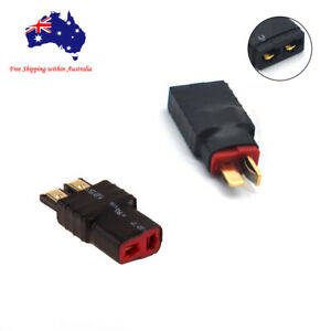 Deans Ultra T Plug Male Female to Traxxas Wireless Direct Connector Adapter