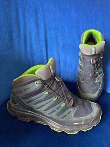 Mens Salomon Synapse Walking Boots UK 8 (8.5)