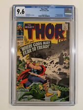 Thor 132 CGC 9.6  1st Ego/1st Recorder 211    MCU Celestial / Star Lord's father