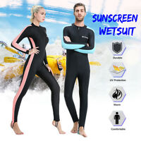 Ani-UV Diving Wetsuit Watersport Surfing Swimming Snorkeling Suit Jumpsuit Scuba