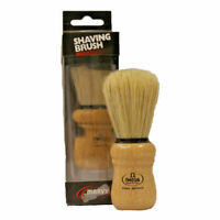 Marvy Omega #5 Shaving Brush with Stand