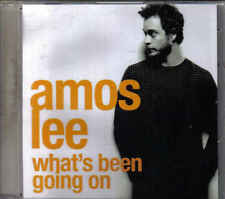 Amos Lee-Whats Been Going On Promo cd single