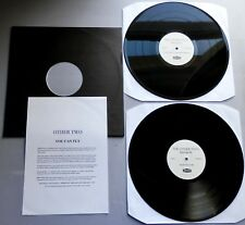 "The Other Two - You Can Fly UK 1999 2 x 12"" Promo Set + Press Sheet New Order"