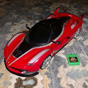 New Bright Rc Car Ferrari FXX K. 21 X 9 1/10 Scale With Untested Battery