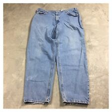 LEVIS 560 90s VTG Jeans 40x32 Loose Fit Comfort heavy thick Tapered Leg Baggy