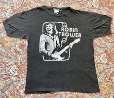 Vintage 1975 Robin Trower Concert Tour Shirt