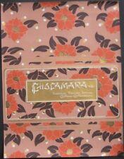 Asian/Japanese Design 1920s French Chocolate Bar Label - Chocamara, Color Litho