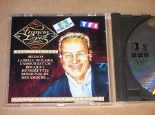 CD / FRANCIS LOPEZ / OPERETTE PRESTIGE / 16 TITRES / TRES BON ETAT