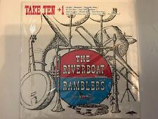The Riverboat Ramblers, Take Ten + 1, New Vinyl LP Record Album