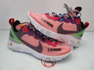 DS 2019 Nike React Element 55 DOERNBECHER 8.5