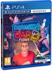 Drunkn Bar Fight (PS4 PlayStation, PSVR Required)