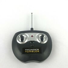 Thunder Tumbler Replacement R/C Remote Control 27 MHz Frequency Metal