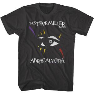 Steve Miller Band Abracadabra Men's T Shirt Blues Rock Album Concert Tour Merch