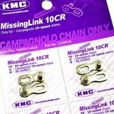 KMC RE-USABLE Missing link 10speed For Campagnolo 2pair