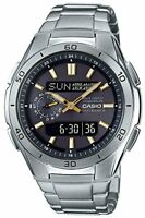 New! CASIO Wave Ceptor WVA-M650D-1A2JF Tough Solar Atomic Radio Watch from Japan
