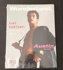 Wonderland Magazine Mag Austin Mahone Shirtless Sexy 2019