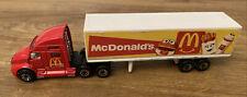 "MATCHBOX CONVOY SEMI TRACTOR KENWORTH TRUCK ""McDONALDS"" . **"