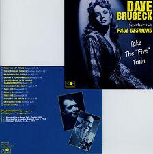 DAVE BRUBECK  tke the five train  LIVE
