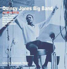Quincy Jones - Free And Easy [CD]