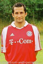 Hasan Salihamidzic Bayern München 2003-04 seltenes Foto