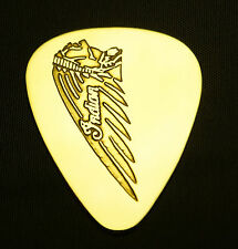 INDIAN MOTORCYCLES- Solid Brass Guitar Pick, Acoustic, Electric, Bass