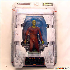Star Trek Enterprise Art Asylum Silik Suliban figure