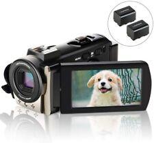 """Cámara De Video, Videocámara HD 1080P 24MP 16X Videocámara Zoom digital con pantalla de 3"""""""