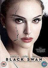 Black Swan (DVD, 2011) As New & Sealed  Winona Ryder, Mark Margolis, Natalie Por