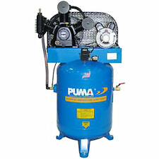 Puma 5-HP 40-Gallon Two-Stage Air Compressor (208/230V 1-Phase)