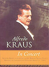 Alfredo Kraus In Concert - Madrid (DVD, 2003)