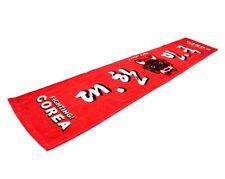 New South Korea Football [Red Devils] FIFA World Cup Scarf Towel #Corea