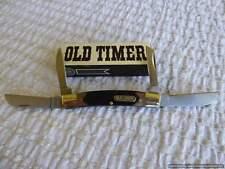 """Schrade Old Timer 3.5"""" Big Man 4OT,4 BLADE Folding Pocket Knife,Hunting"""