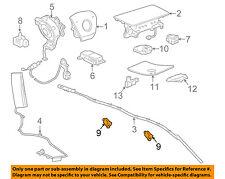 GM OEM Airbag Air Bag SRS-Side Impact Sensor 15093923