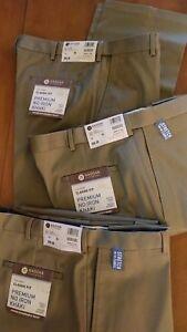 Men's Haggar Premium Khaki Pants