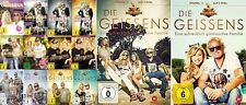 43 DVDs * DIE GEISSENS - EINE SCHRECHLICH GLAMOURÖSE FAMILIE 1-11 SET#NEU OVP !