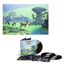 Yes Topographic Drama Live Across America 3 X 180gm Vinyl LP &
